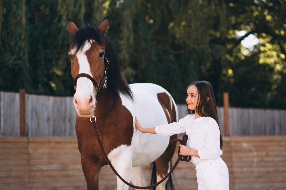 Quand démarrer l'équitation ?